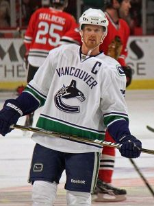 Captain Henrik Sedin leads the Canucks as they open the 2013 season Sunday on Sportsnet Pacific