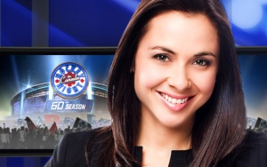 "CBC is under-using Andi Petrillo in her new role at the ""iDesk"""