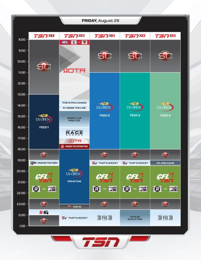 TSN5-Regional Schedule-Week Aug25-Condensed